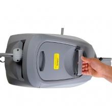 M30evo GRAU EASY FIX automatische Wasserschlauch Trommel  Bild 5