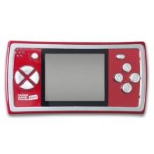 Micro Game Power 25in1 Pocket Konsole Red Edition 25 Spielen Bild 1