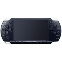 PlayStation Portable - PSP Konsole Slim&Lite Piano Black Bild 1