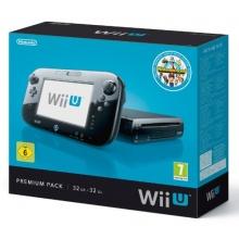 Nintendo Wii U - Konsole, Premium Pack 32 GB schwarz Bild 1