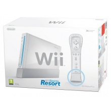 Nintendo Wii Sports Resort Pak Konsole  Bild 1