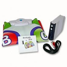 Wireless TV Spielkonsole mit Spielmatte und 9 Spielen Fitness Bild 1