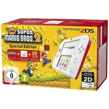Nintendo 2DS - Konsole + New Super Mario Bros. 2 Bild 1