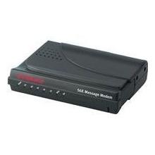 U.S.R. 56K Message Modem Fax Modem extern USR025668D Bild 1