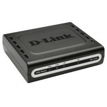 D-Link DSL-321B DE Modem ADSL2 10 100Mbit s LAN Port Bild 1