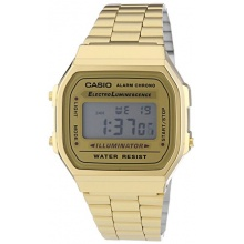 Casio Collection Unisex Digital Quarz A168WG-9EF Bild 1