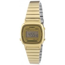 Casio Collection Damen Digital LA670WEGA-9EF Bild 1