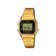 Casio Casio Collection Digital Edelstahl LA680WEGA-1ER Bild 1