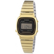 Casio Collection Damen Digital Quarz LA670WEGA-1EF Bild 1