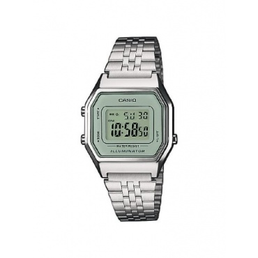 Casio Damen Casio Collection Digital Quarz LA680WEA-7EF Bild 1