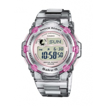 Casio Baby-G Damen Digital Quarz BG-3000-8ER Bild 1