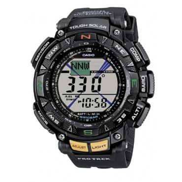 Casio Sport Unisex Pro-Trek-Kollektion Digital Quarz PRG-240-1ER Bild 1