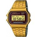 Casio Collection Digital Quarz Edelstahl A159WGEA-5EF Bild 1