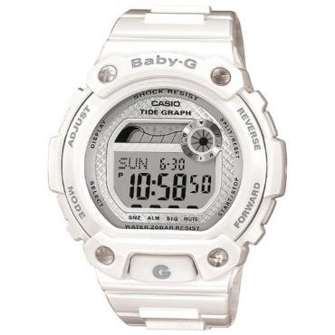 Casio Baby-G Damen Digital Quarz BLX-100-7ER Bild 1