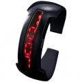 HOTARU LED Digital Uhr Quarzuhr Gummi Uhr Unisex Bild 1