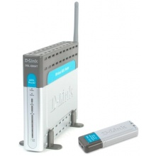D-Link DSL-964 54 Mbit Wireless DSL-Modem Router Bild 1