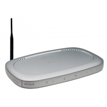 Netgear MR814GR xDSL-/Kabel-Wireless-Router Bild 1
