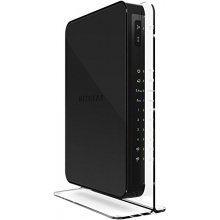 Netgear WNDR4500-200EUS Dual-Band Wireless-LAN Gigabit Router Bild 1