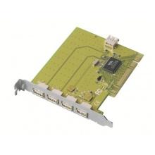 Trust HU-3150 5 Port USB2 PCI Card Bild 1