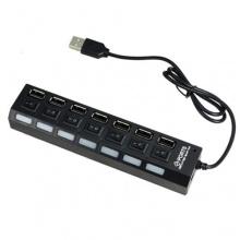 BestOfferBuy 7-Ports High-Speed USB 2.0 Hub Bild 1