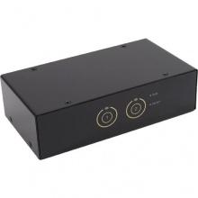 InLine KVM Desktop Switch 2-fach DisplayPort USB 3.0 Hub Bild 1