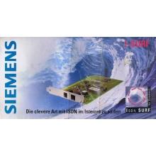 Siemens I-Surf, ISDN Modem ISA PnP Bild 1