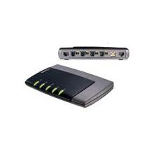 AVM Fritz!X USB 3.0 Tk-Anlage 1xS0-extern 4xa/b USB UK schwarz Bild 1