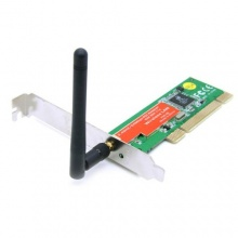 EiioX Netzwerkkarte LAN PCI Adapter-Karte 54 Mbps Bild 1