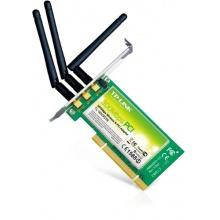 TP-Link TL-WN951N W-LAN PCI Adapter 300 MBit Bild 1