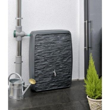 3p regentonne wasserspeicher multitank 250 l anthrazit test. Black Bedroom Furniture Sets. Home Design Ideas