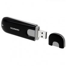 Huawei E303 Surfstick UMTS, GSM, microSD, USB 2.0 schwarz Bild 1