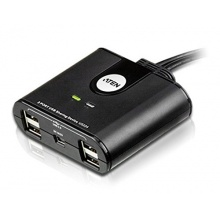 Aten US224-AT Peripheral Switch 2-Port, USB 2.0 Bild 1