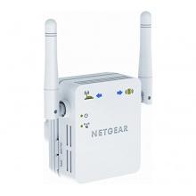 Netgear WN3000RP-100PES Universal WLAN Range Extender weiß Bild 1