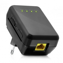 CSL 300 Mbit WLAN WiFi Repeater WLAN Access Point schwarz Bild 1