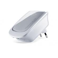 Devolo WiFi-Repeater 300 Mbit/s, LAN, WPS, WLAN weiß Bild 1