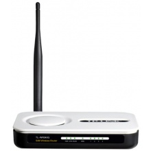 TP-Link TL-WR340G W-LAN Router 4-Port 54 MBit Bild 1