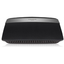 Linksys E2500 Advanced Dual Band Wireless N600Router 4 Ethernet Ports Bild 1