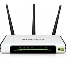 TP-Link TL-WR940N Netz WLAN Router 300Mb Bild 1