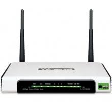 TP-Link TL-WR1042ND WLAN-n Gigabit-Router 300 Mbps Bild 1