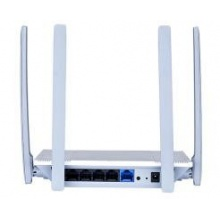 Goliton 300Mbps High Power 802.11n ap WiFi Router Weiß Bild 1