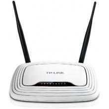 TP-Link TL-WR841ND Netzwerk WLAN Router 300Mb Bild 1