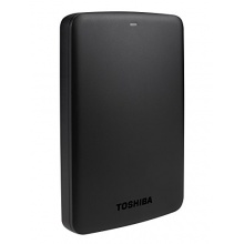 Toshiba Canvio Basics extern Festplatte 500 GB 2,5Zoll schwarz Bild 1
