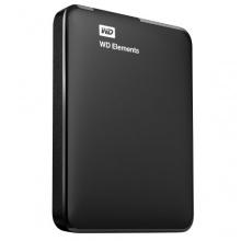 WD Elements Portable externe Festplatte 750GB 2,5 Zoll schwarz Bild 1