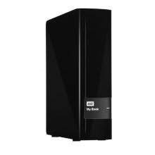 WD My Book externe Festplatte 4TB 3,5 Zoll schwarz Bild 1