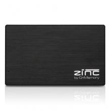 CnMemory Zinc 750GB externe Festplatte schwarz Bild 1