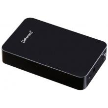 Intenso Memory Center 3 TB externe Festplatte 3,5 Zoll schwarz Bild 1