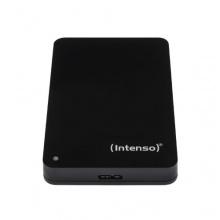 Intenso Memory case 500GB Festplatte 2,5 Zoll schwarz Bild 1