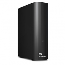WD Elements Desktop externe Festplatte 5TB 3,5 Zoll schwarz Bild 1