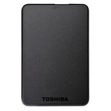 Toshiba HDTB120EK3CA, externe Festplatte 2TB 2,5 Zoll schwarz Bild 1