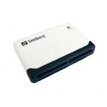 Sandberg Multi Card Reader Speicherkartenleser Bild 1
